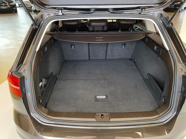 Billede af VW Passat 2,0 TDi 150 Highline Variant DSG