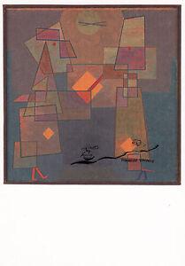 Kunstkarte: Paul Klee - Disput