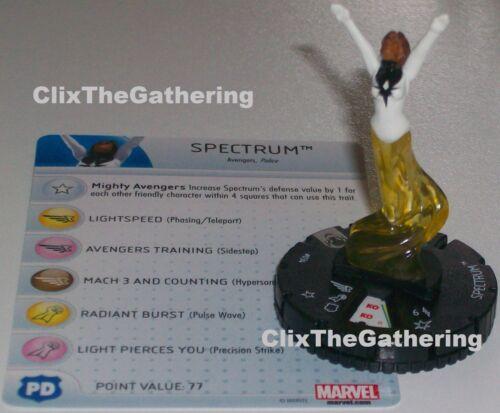 SPECTRUM #034 Age of Ultron Marvel HeroClix