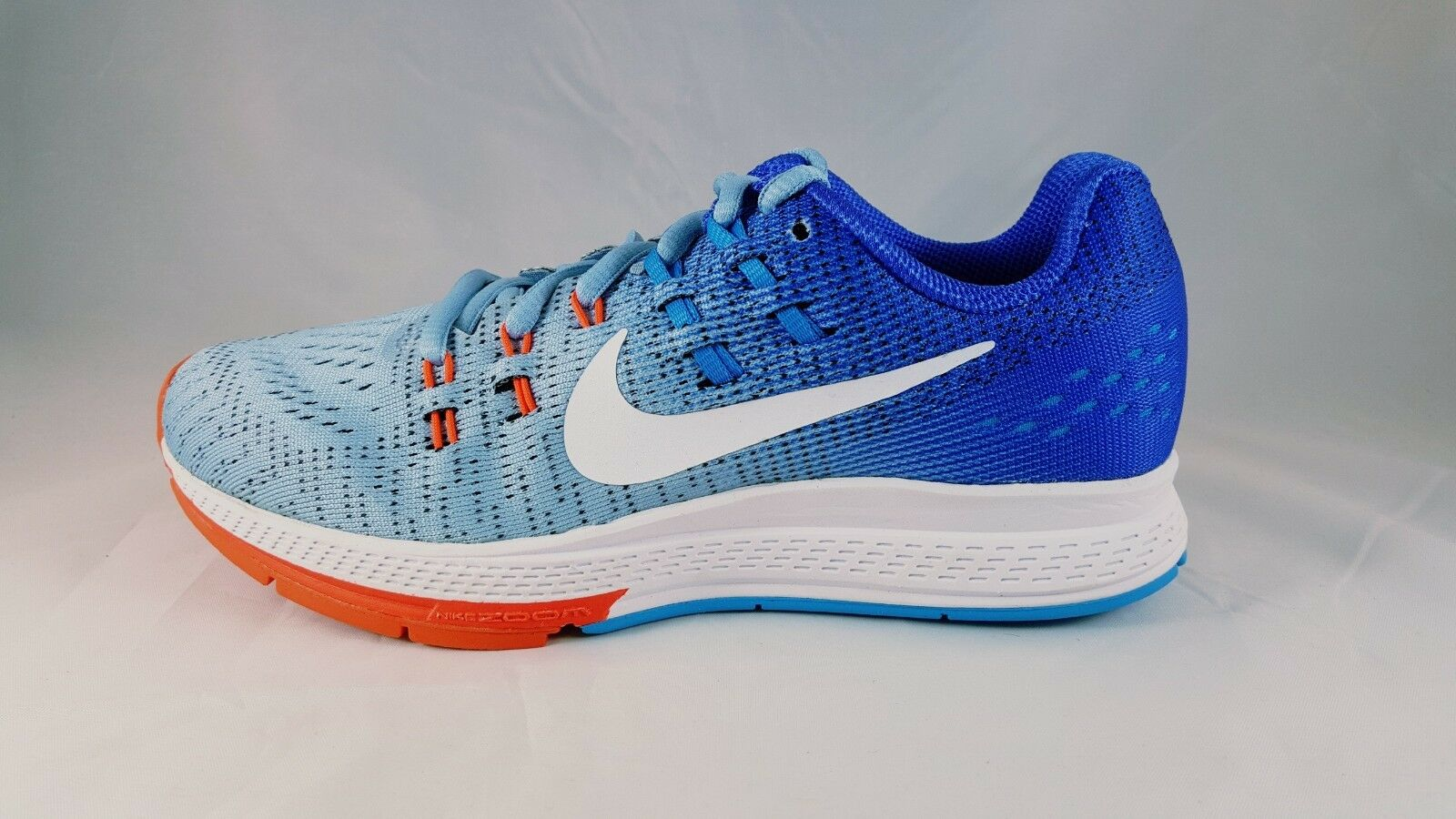 Nike Air Zoom Struttura 19 Le   Da Ginnastica 806584 401 Numero 5