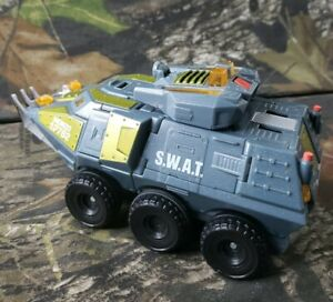 Transformers-Universe-Ultra-Class-Onslaught-Loose-Incomplete-Figure-Only-Swat-DN
