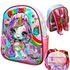 POOPSIE UNICORN Magic Thermal Insulated Lunch Bag for girls Official