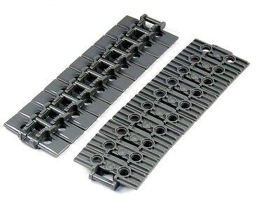 Kettenglieder mittel neu hellgrau 3873  NEU LEGO Technic Technik 10 Stk