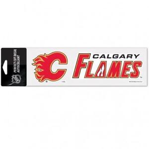 Calgary Flames 3 X10 Color Auto Decal New Nhl Car Truck Emblem Sticker Ebay