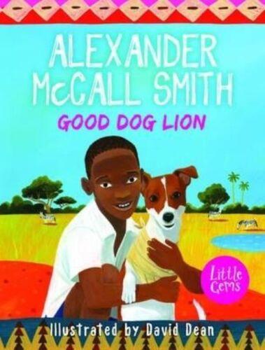 1 of 1 - McCall Smith, Alexander, Good Dog Lion (Little Gems), Very Good Book