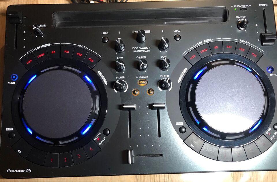 DJ Pult, Pioneer DDL-WeGo4