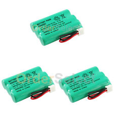 3x Home Phone Battery 350mAh NiCd for V-Tech ER-P510 89-1323-00-00 Model 27910