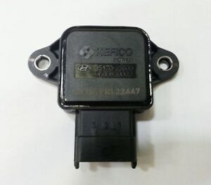Details about Kia Sportage 2006-2010 Spectra 03-09 OEM TPS Throttle  Position Sensor 3517022600
