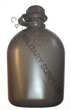 New 1 Qt.Quart Canteen Military Issue BPA Free