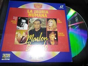La-Chase-Disque-Laser-Marlon-Brando