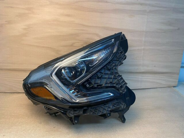 2018-2019 Gmc Terrain Headlight Rh Right Oem 84664074
