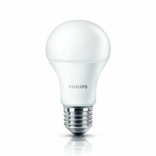 4x Philips LED 10W E27 CDL 230v Lamps