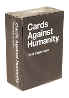 Cards Against Humanity First 1st Expansion 112 Card Party Game New in box Fun Toys