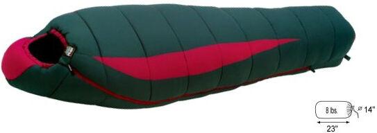 High Peak Cascade -40° Extreme Extra Long Sleeping Bag