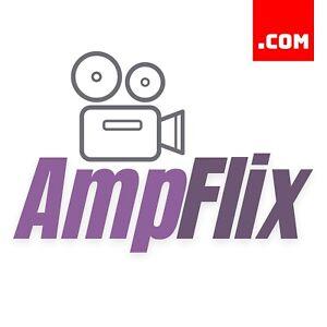 AmpFlix-com-7-Letter-Short-Domain-Name-Brandable-Catchy-Domain-COM-Dynadot