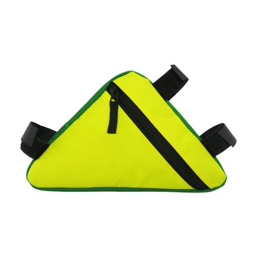 Fahrradtasche Rahmentasche Dreiecktasche Wasserdicht Werkzeugtasche Triangle Bag