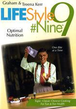 Lifestyle Number Nine: Vol. 5 - Optimal Nutrition (DVD) **New**