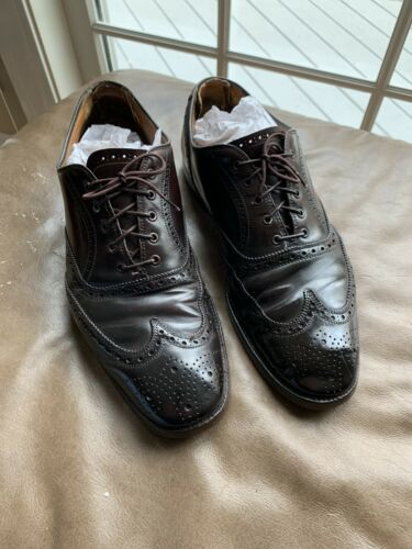 Alden Shell Cordovan Oxfords: Made for Brooks Brot