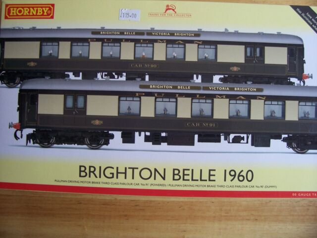 R3184 1960 Brighton Belle Train Pack FREE POST UK Mainland