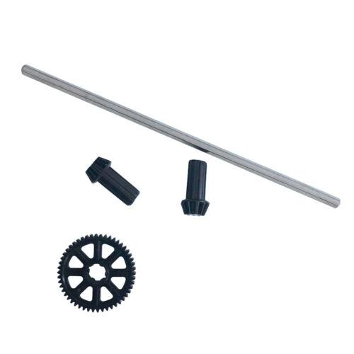 2 Set Main Drive Shaft Kits Spare Parts for 1//16 RC Car XLH 9130 9136 9137