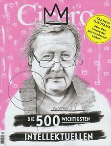Cicero Ausgabe 2 2019 Februar Magazin für politische Kultur, ungelesen, NEU - Erfurt, Deutschland - Cicero Ausgabe 2 2019 Februar Magazin für politische Kultur, ungelesen, NEU - Erfurt, Deutschland