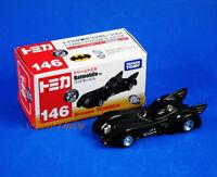 Takara Tomy Dream Tomica 146 Batman Batmobile Diecast DC Universe Car Model A584