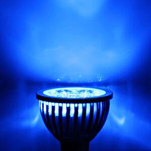4W-Warm-Blue-MR16-12V-240LM-Energy-Saving-LED-Light-Bulb-Spot-Lamp-Bulb