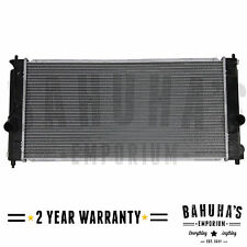 TOYOTA MR2 MK3 ROADSTER 1.8 16V VT-i MANUAL RADIATOR 99-07 2YR WRANTY *NEW*