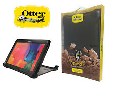 Otterbox Defender Series Black Case For Galaxy S Tab Pro & Note 2014 Ed 10.1