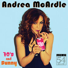 Andrea McArdle - 70s & Sunny: Live at 54 Below [New CD]