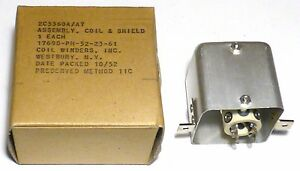 BC-620-Coil-amp-shield-spare-part-2C5360A-A7-US-NOS-NIB