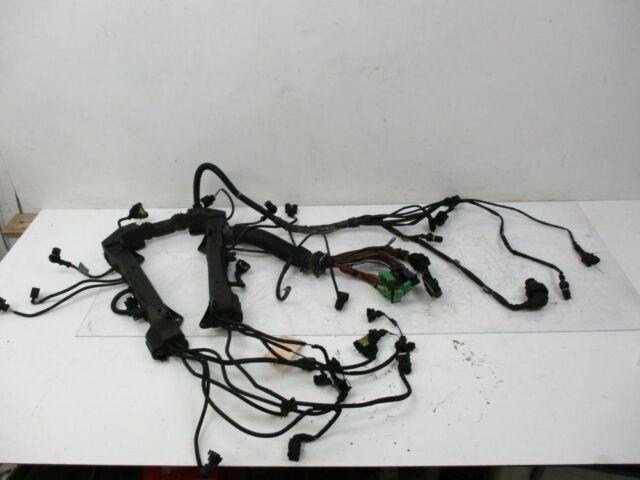 Cable Motor Engine Wiring Harness N62B44A BMW 7 (E65, E66) 745 I 7524942 |  eBayeBay