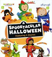 Pbs Kids Halloween Dvd.Pbs Kids Halloween Fun Spooktacular Hall Dvd Release 08 Aug 2017