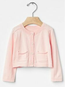 GAP Baby Toddler Girl Size 18-24 Months Light Pink Button-Down ...