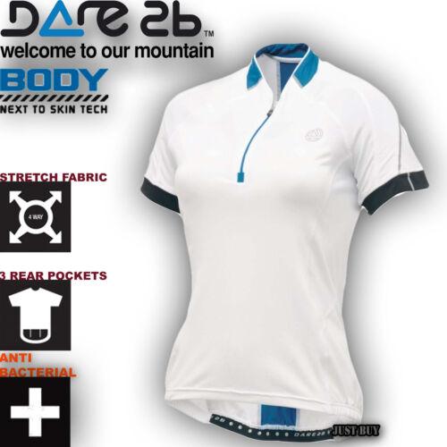 Dare2b T Shirt Women Emerge Jersey Bike Gym Sport T Running Cycling Outdoor Top
