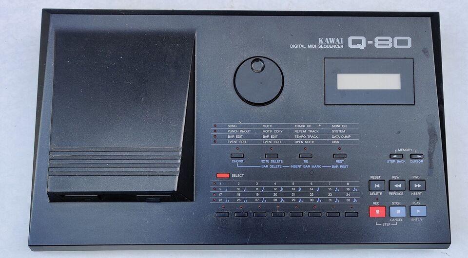 Midi Controller, Kawai Q-80