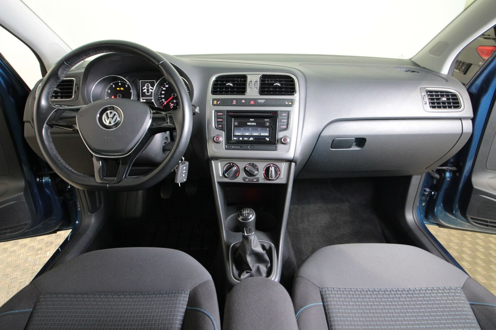 VW Polo TSi 95 BlueMotion