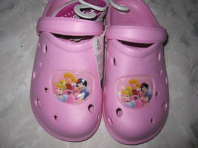 BNWT - Disney Princess Zuecos-Tamaños: 7, 8.5 y 11.5 Libre Post a Reino Unido sólo