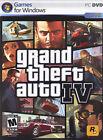 Grand Theft Auto IV (PC, 2008) - European Version