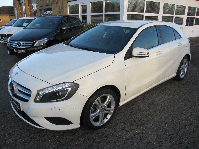 Mercedes A200 2,2 CDi Urban 5d - 229.000 kr.