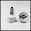 10-x-Adapter-E14-GU10-Lampenfassung-Konverter-Sockel-Lampensockel-Fassung Indexbild 3