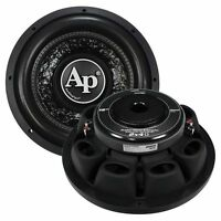 Audiopipe Shallow 12 Subwoofer Dvc 4 Ohm 800 Watts Max