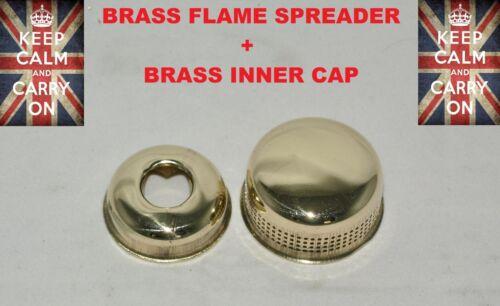 Primus Stove laiton FLAMME épandeur et Brass Inner Cap