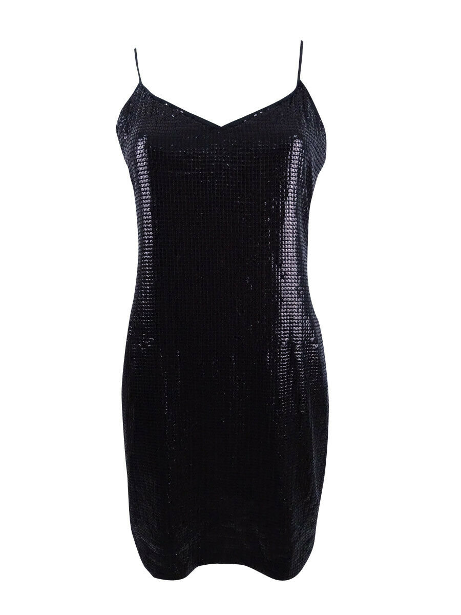Vince Camuto Women's Sequined Slip Dress