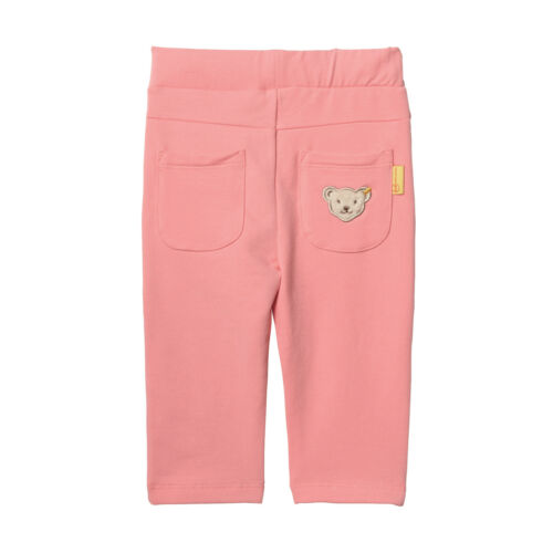 62-86 2019 NEU! STEIFF® Baby Mädchen Jogginghose Hose Pink Gr