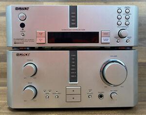 AMPLIFICATORE integrato Sony TA-EX880 e ST-EX880 Sintonizzatore AM/FM HIFI separa Combo