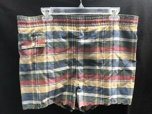 Image Is Loading Vtg 1950 039 S Plaid Cotton Draw String