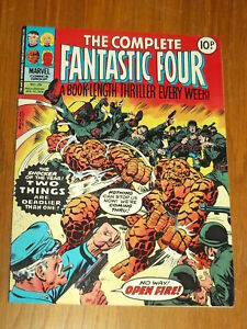 FANTASTIC-FOUR-THE-COMPLETE-29-MARVEL-BRITISH-WEEKLY-12TH-APRIL-1978