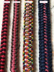 Custom Handmade Paracord Collares De Perro /& Gato