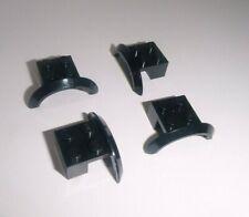 4 x Kotflügel Radkasten weiß 4 x 2 1//2 x 1 LEGO 98282 NEUWARE